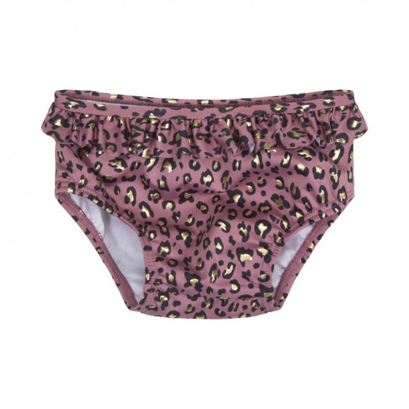 PETIT BY SOFIE SCHNOOR Swim pants rose leo-31