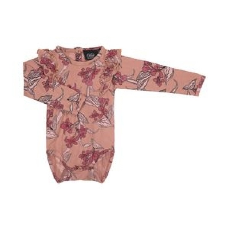 PETIT BY SOFIE SCHNOOR Body Earth Red-31