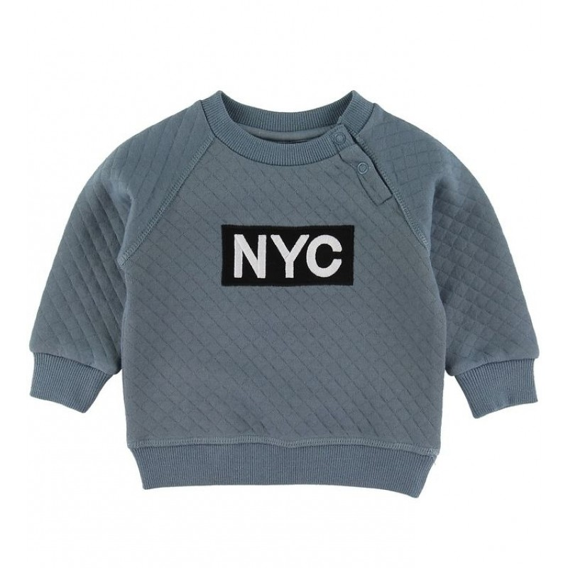 PETIT BY SOFIE SCHNOOR Sweat Alfred Dusty Blue-31