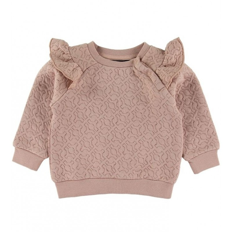 PETIT BY SOFIE SCHNOOR Sweat Trille Light Rose-31