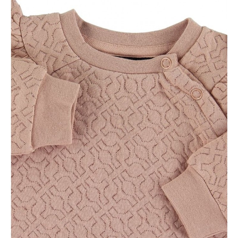 PETIT BY SOFIE SCHNOOR Sweat Trille Light Rose-01