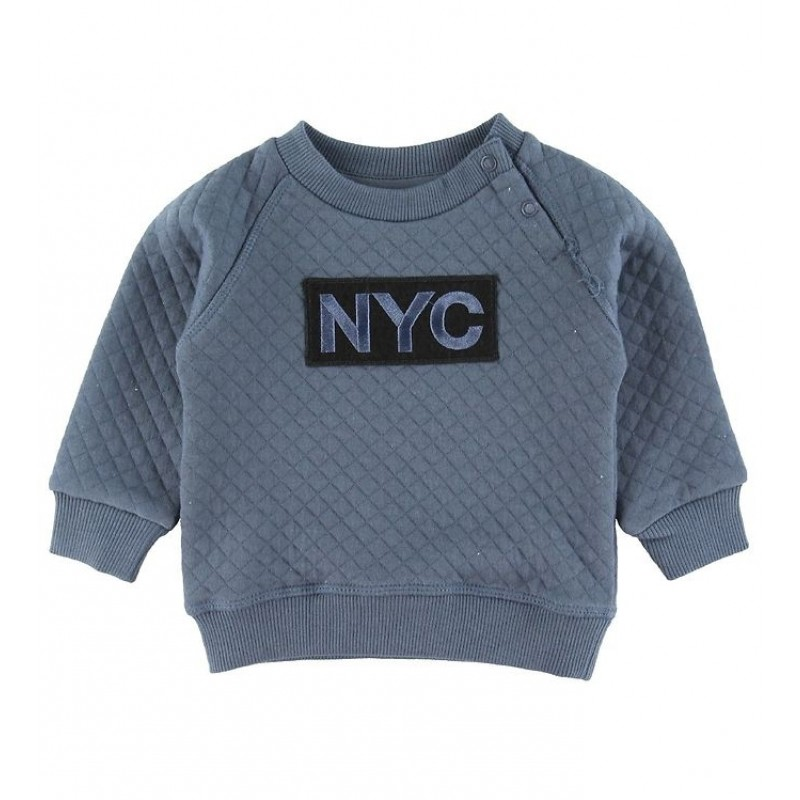 PETIT BY SOFIE SCHNOOR NYC Sweat Middle Blue-32