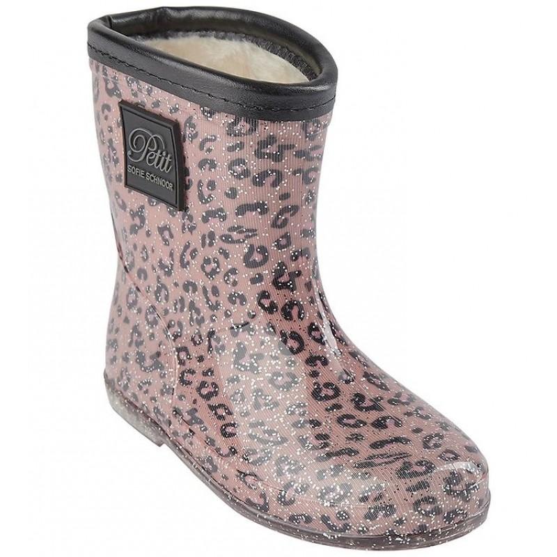 PETIT BY SOFIE SCHNOOR gummistøvler med for Rose Leo-01