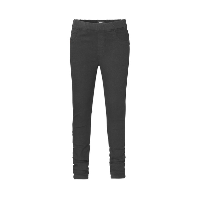 MADS NØRGAARD Pinsa jeans Almost black-33