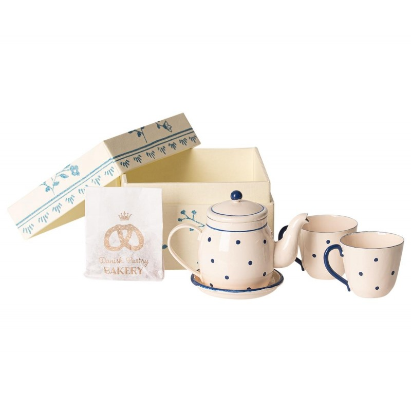 MAILEG Tea and Biscuits for two-31