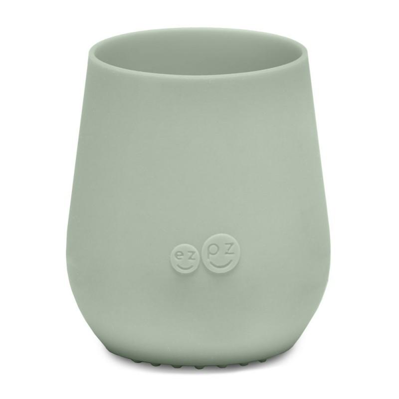 EzPz Tiny Cup Støvet Grøn-31