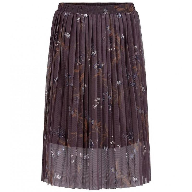 THE NEW Lang nederdel Rihanna Sassafras-31