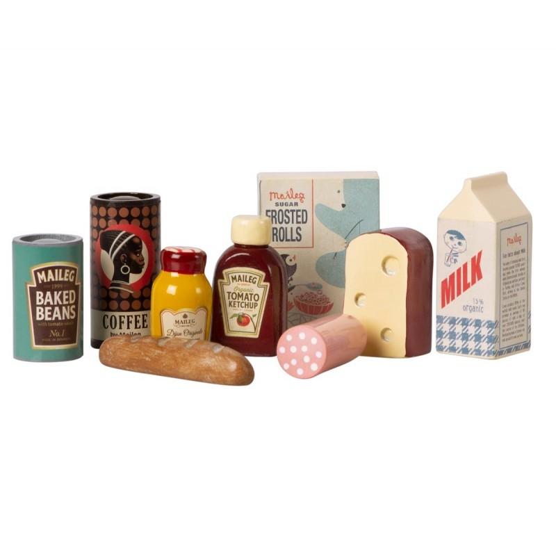 MAILEG Vintage food-32