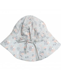 WHEAT Sommerhat Pearl Blue Flowers-20