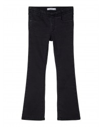 NAME IT Bootcut Jeans Sort-20