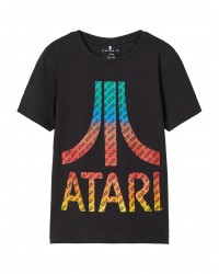NAME IT T-shirt Atari Sort-20