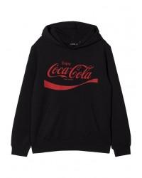 LMTD Sweat Coca Cola Sort-20