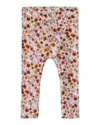 NAME IT Leggings Blomster Withered Rose-20