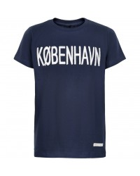 THE NEW T-shirt København navy-20