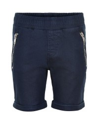 THE NEW Shorts med opslag Kacey navy-20