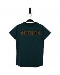 HOUND Lækker T-shirt med skriften HOUND grøn-20