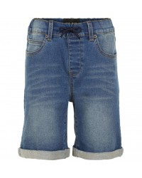 THE NEW Denim shorts med opslag KROGO denim-20