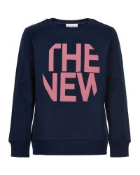 THE NEW SWEATSHIRT MED THE NEW PRINT-20
