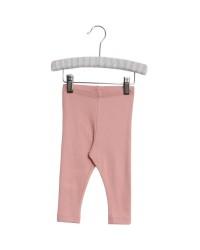 WHEAT Bløde rib leggings soft rose-20
