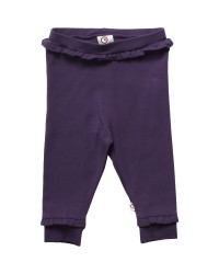 MÜSLI Cozy me frill pants Lavender-20
