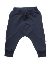 MÜSLI Slub sweat pants boy-Midnight-20