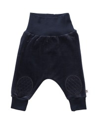 MÜSLI Velvet knee pants Midnight-20