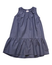 MÜSLI Chambray kjole Denim-20