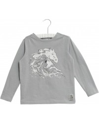 WHEAT FROZEN T-shirt Elsa Horse-20