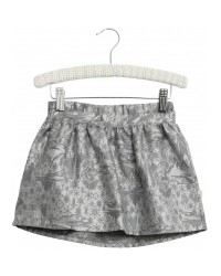 WHEAT FROZEN Jacquard skirt-20