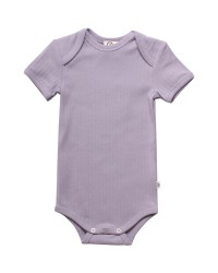 MÜSLI Cozy s/s body Light lavender-20