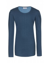 D-XEL Langærmet T-shirt Blå-20