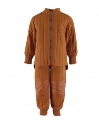 EN FANT Termosæt Leather Brown-20