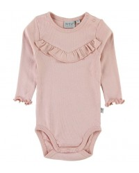 WHEAT Body rib Ruffle Misty Rose-20