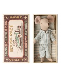 MAILEG Big brother mouse in box-20