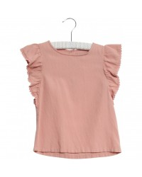WHEAT Bluse Alfi Misty Rose-20