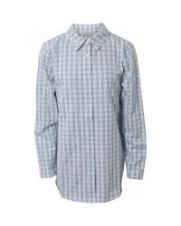 HOUND Skjorte Tunika Lyseblå-20
