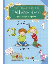 FORLAGET BOLDEN - Rævesnu: Min første bog om tallene 1-10