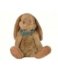 MAILEG Fluffy bunny X-large brun-20