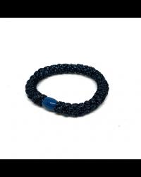 BOW´S BY STÆR Hairties Glitter blue-20