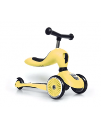 SCOOT AND RIDE Highwaykick 1 Lemon-20