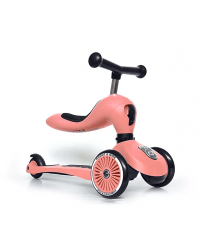 SCOOT AND RIDE Highwaykick 1 Peach-20