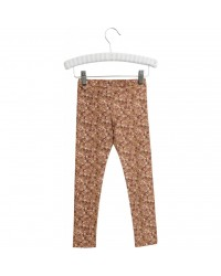 WHEAT jersey leggings Caramel Flowers-20