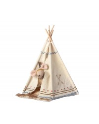 MAILEG Indianertelt incl Little sister mouse-20