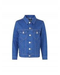 MADS NØRGAARD Ziggilo jakke Bright indigo-20