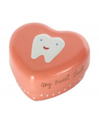 MAILEG My tooth box Rosa-20