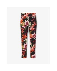 NAME IT - Leggings - Blomster - Nostalgia Rose