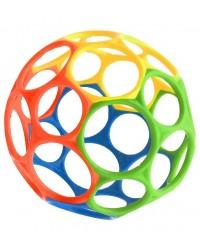 OBALL Bold 8 cm Rød,Grøn,Blå,Gul-20