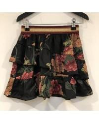 PETIT BY SOFIE SCHNOOR Skirt AOP Flow blk-20