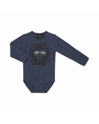PETIT BY SOFIE SCHNOOR Body _ blå Lion-20