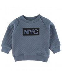 PETIT BY SOFIE SCHNOOR NYC Sweat Middle Blue-20